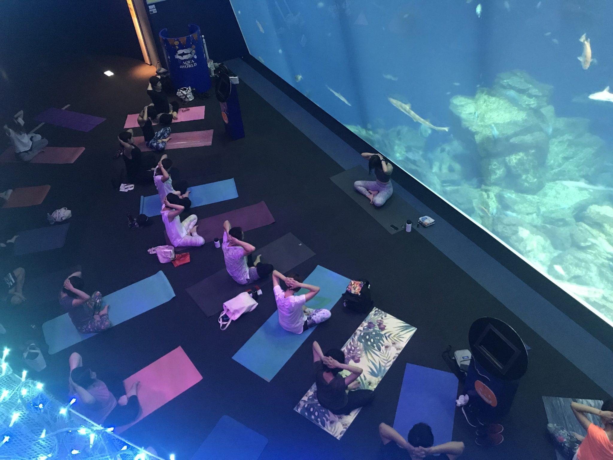 茨城大洗のヨガ教室「海風ヨガスタジオ」